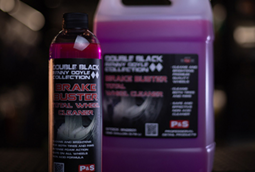 Обзор Brake Buster Total Wheel Cleaner от P&S Detail Products