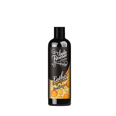 LORG500 Auto Finesse Lather Infusions Orange аромат апельсин, 500мл