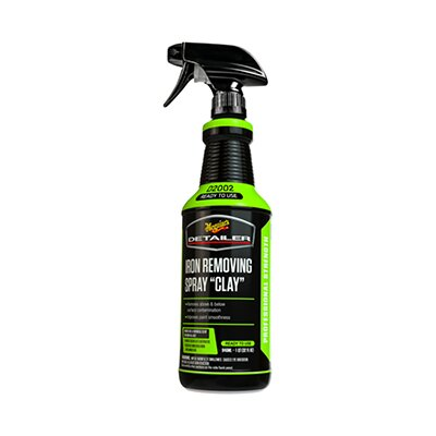 DRTU200232 Meguiar's Iron Removing Spray Clay распыляемая глина, 946мл